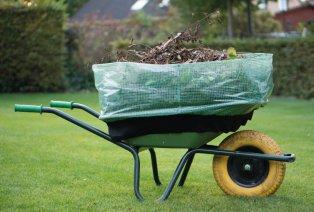Duplica la capacidad de tu carretilla de jardín