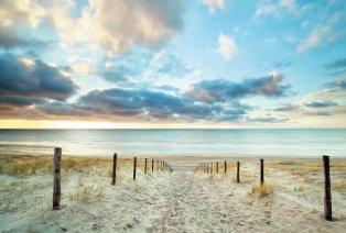 Uitwaaien aan de Nederlandse kust