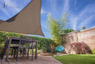 Vela parasole triangolare