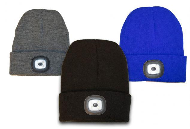 Cappello con luce LED - Outspot 573cc5ab7c46