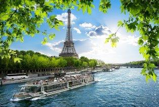 Romantische Städtereise nach Paris