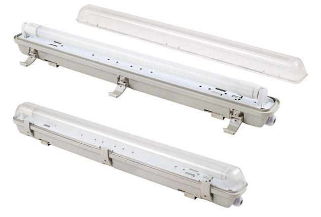 Lampada Tubolare Led : Lampada led fluorescente tubolare outspot