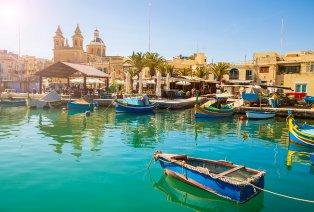 Malta (4 of 7 n.), incl. vluchten