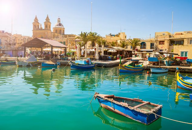 7 nuits en demi-pension ? Malte, vols, buffet boissons et bagages inclus – db Seabank Resort + Spa