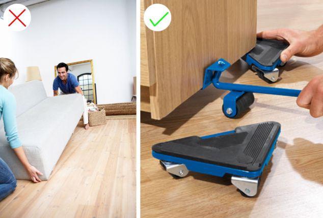 kit de d placement et de d m nagement 5 pi ces outspot. Black Bedroom Furniture Sets. Home Design Ideas