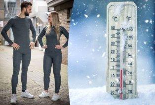 Sous-vêtements thermiques