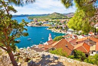 Kroatië, incl. halfpension en vluchten****