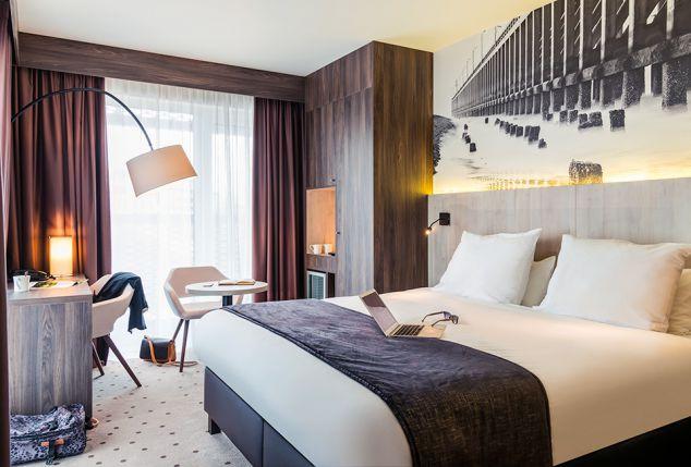 Hôtel quatre étoiles dans le centre de Blankenberge – Mercure Hôtel Blankenberge