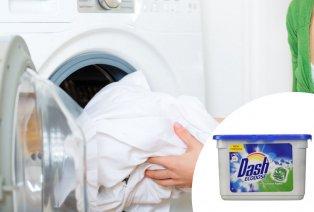Doses de lessive liquide Dash
