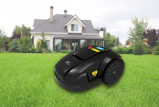 Roboter-Rasenmäher