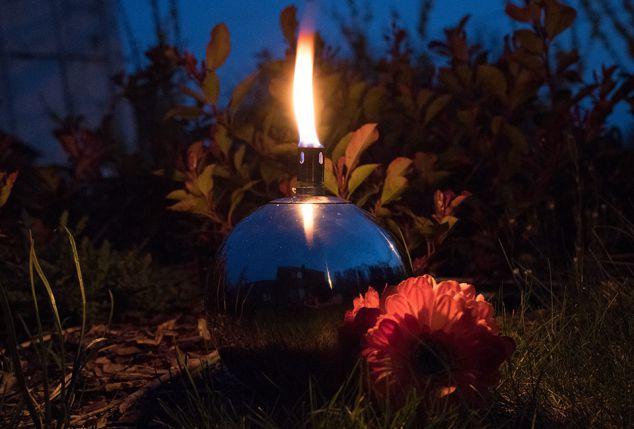 Lampade Ad Olio Per Esterni : Lampada ad olio per esterni outspot