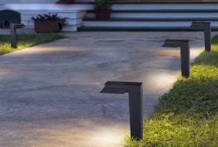 Ledlampen op zonne-energie