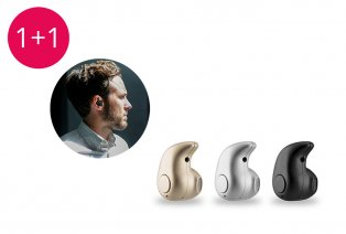 Mini auriculares bluetooth 1 + 1 GRATIS