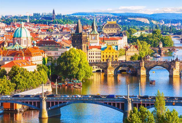 Citytrip naar Praag incl. vluchten en 1x 3-gangendiner – Hotel Occidental Praha****
