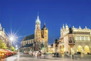 Citytrip à Cracovie incluant la visite à Auschwitz