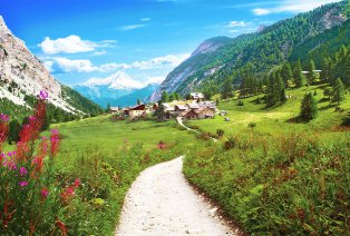 7 n. all inclusive verblijf in de zuidelijke Alpen (FR)