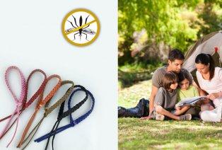 Anti-Mücken-Armbänder