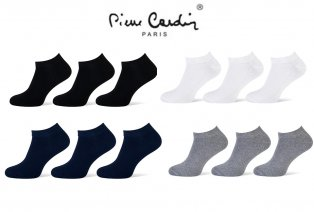 Calzini corti del marchio Pierre Cardin
