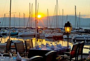 Luxueus verblijf in de Haute Savoie met zicht op het meer van Genève