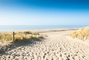 Viersterrenverblijf aan de Nederlandse kust