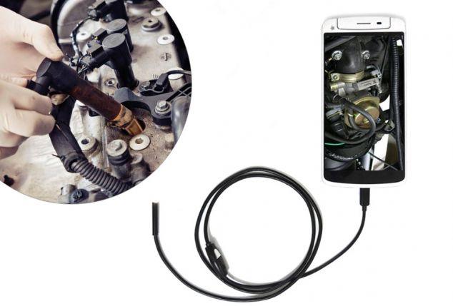 Verwonderend Endoscoop HD-camera - Outspot HA-26