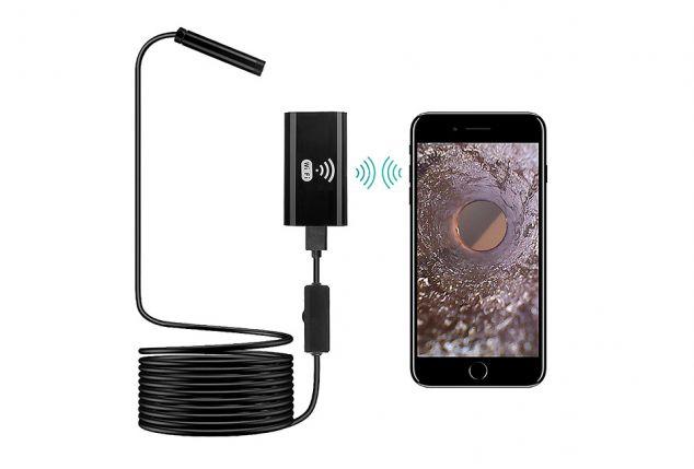 Super Endoscoop HD-camera - Outspot PQ-51