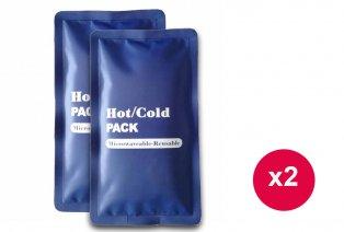 Set van 2 hot & cold packs