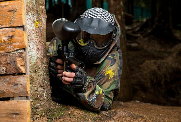 Pure fun: paintball, airsoft of escape room op verschillende locaties - The Events Bakery