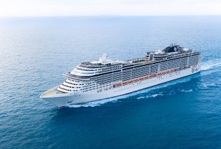 Cruises doorheen Europa