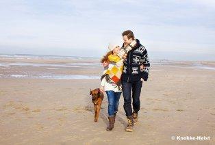 Uitwaaien en shoppen aan de Belgische kust