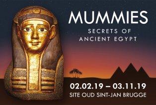 Toegangsticket voor Mummies in Bruges