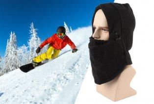 Bonnet-tour de cou polaire