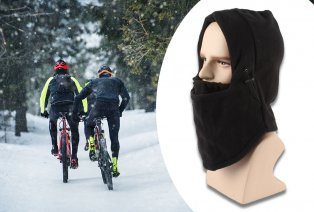 Warm fleece balaclava