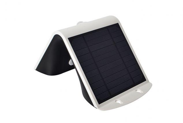 Plafoniere Sensore Movimento : Plafoniera a led energia solare e con sensore di movimento outspot