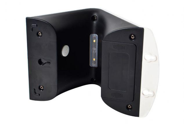 Plafoniera Per Esterno Con Sensore : Plafoniera a led energia solare e con sensore di movimento outspot