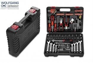 122-teiliger Werkzeug-Koffer