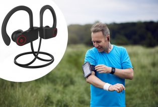 Bluetooth sportheadset