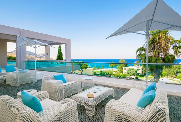 All-inclusive vijfsterrenvakantie (7 n.) in Rhodos - Porto Angeli Beach Resort