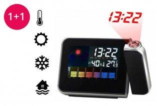 Horloge digitale 1 + 1 GRATUIT