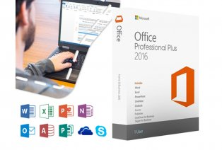 Suite Microsoft Office 2016