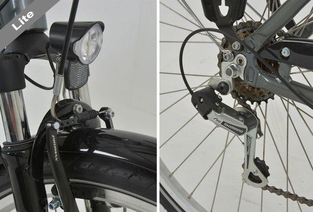Elektrisches Fahrrad - Outspot