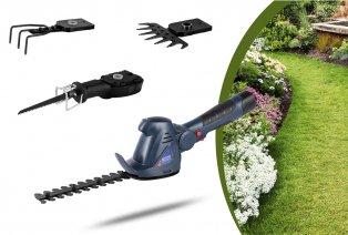 Outil de jardinage multifonction 4 en 1
