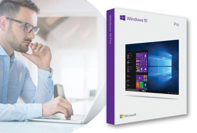 Microsoft Windows 10 Home of Pro