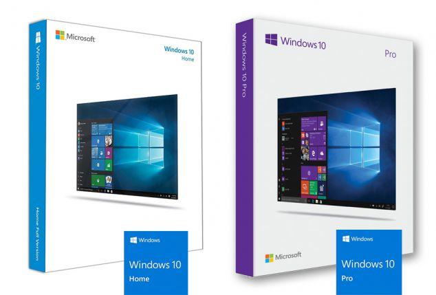 corrispondenza di colore ultimo sconto vendita ufficiale Microsoft Windows 10 - Outspot