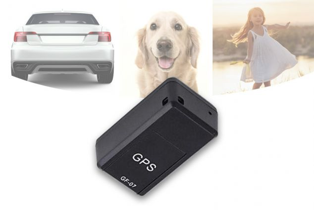 Mini localisateur GPS pour tous vos objets de valeur