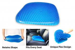 Comfortable gel cushion