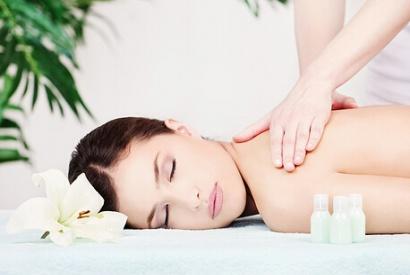 Heerlijke massage