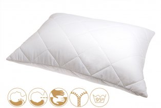 Cuscino in memory foam e micropiuma