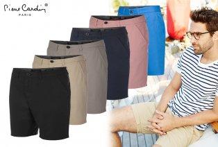 Pantalones cortos para hombres de Pierre Cardin