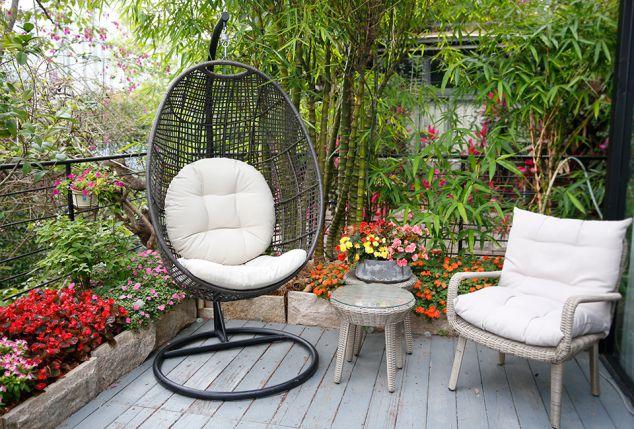 Hang Stoel Tuin.Hangstoel Outspot